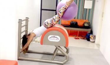 Rotina BCM: Minha primeira semana no Pilates