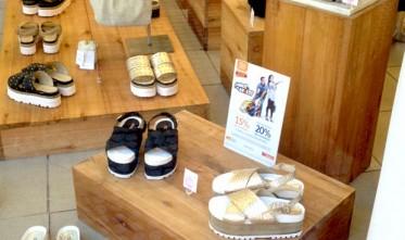 Tendência Argentina: sapatos plataforma