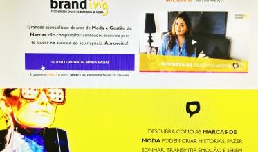 Congresso Online e Gratuito: Fashion Branding