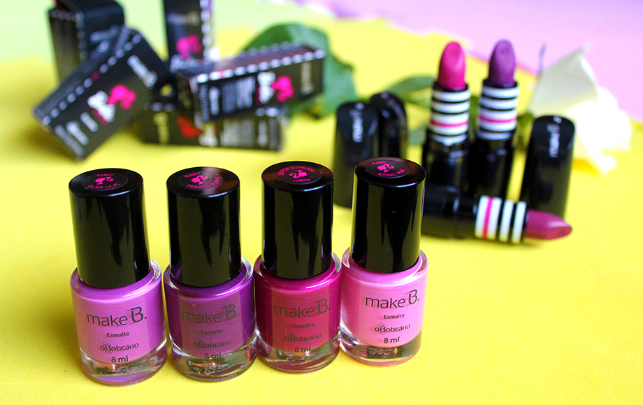 Blog Cris Moreira - lançados O Boticário inspirados na Barbie - Dia dos Namorados - 2