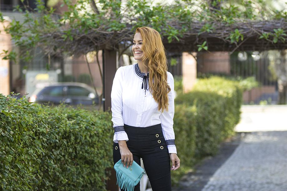 Blog Cris Moreira - como usar blusa com gola de laço - 3