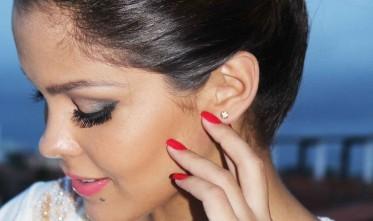 Penteado e Maquiagem para noiva na Mulher Cheirosa #2