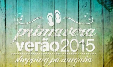 Catálogo Shopping Parangaba: Primavera/Verão 2015
