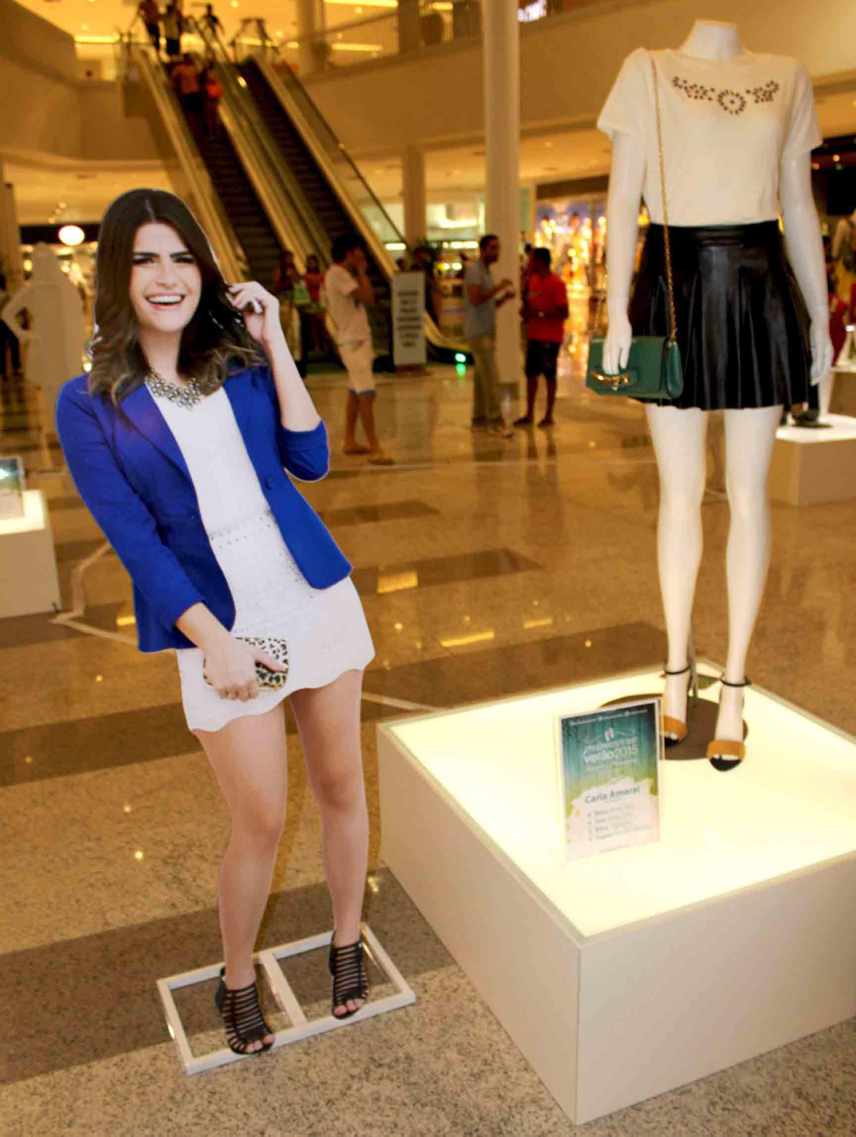 Coquetel Shopping Parangaba  catálogo e lookbook 2015 Cris Moreira 75fdd5c04cc