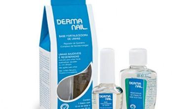 Como fortalecer as unhas – base fortalecedora Derma Nail