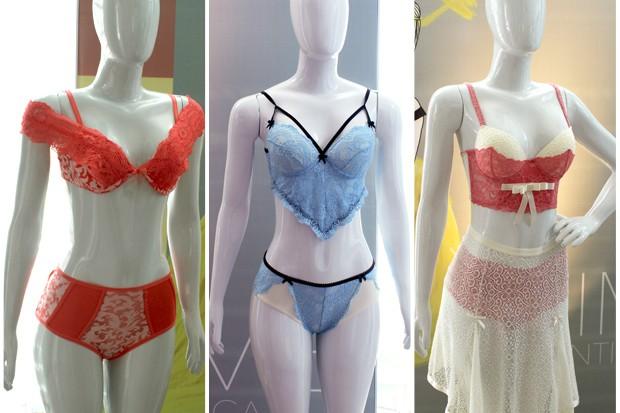Lycra apresenta tendências de lingerie verão 2015/16