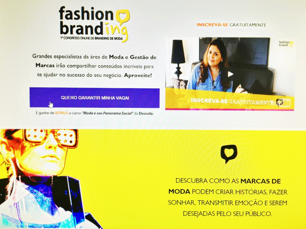 Blog Cris Moreira - congresso fashion branding - camera fashion