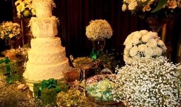 Como decorar mesa de casamentos – O Povo Noivas