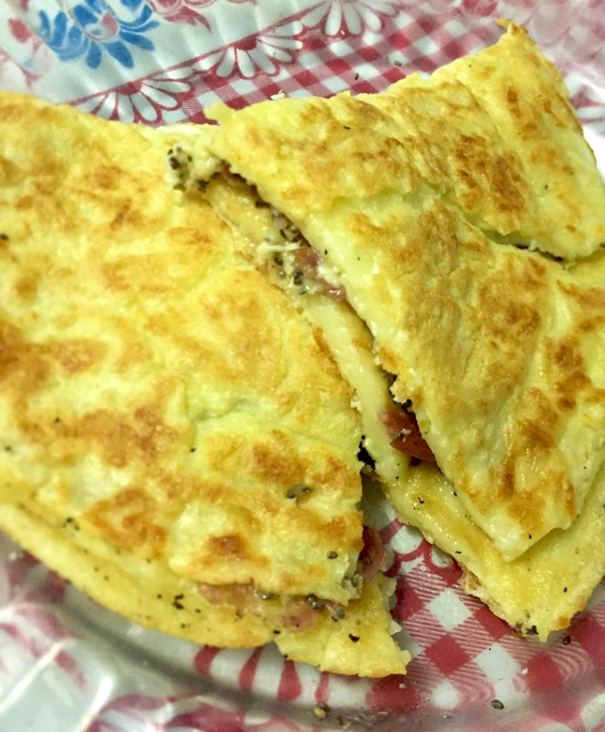 Blog Cris Moreira - receitafit - como fazer pão de queijo fit