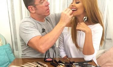 Turnê Adoro Maquiagem: Marcos Costa e news Natura Una